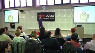 Nothing is a coincidence. This is a sign: Yeliz Ruzgar at TEDxModaSalon 2014
