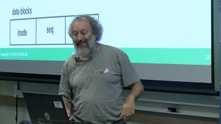 Database as Filesystem