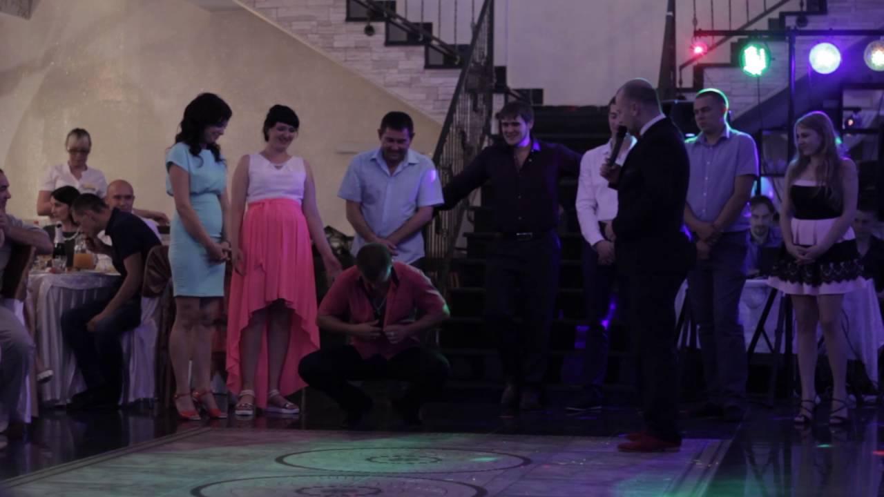 Конкурс интуиция на свадьбе с вопросами