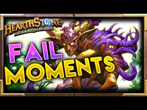 Hearthstone | Best Fail Moments 14
