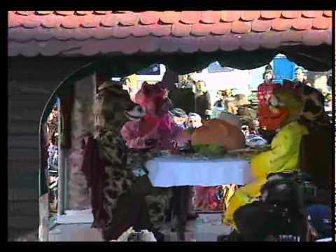 2007 - Chottlebotzer am Fritschiumzug