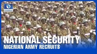 Nigerian Army Recruits 5,000 Soldiers