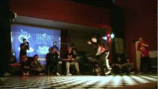 EXHIBITION BATTLE | BBOY KUBIK - SSF VS BBOY MIHANIK - KCB | WWW.BREAK.PL