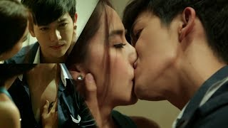 Push & Esther ?KISS Scene? Handsome Cowboy