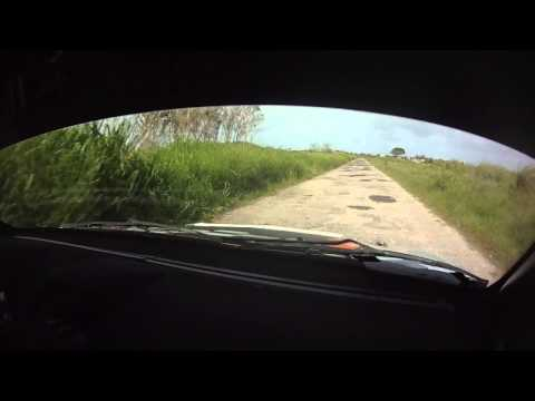 Sol Rally Barbados 2013 - Keith Power - Renault Clio - SS22