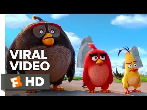 The Angry Birds Movie (2016) 720p 1080p Bluray Free