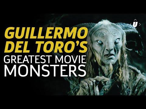Guillermo Del Toro's 10 Greatest Movie Monsters!
