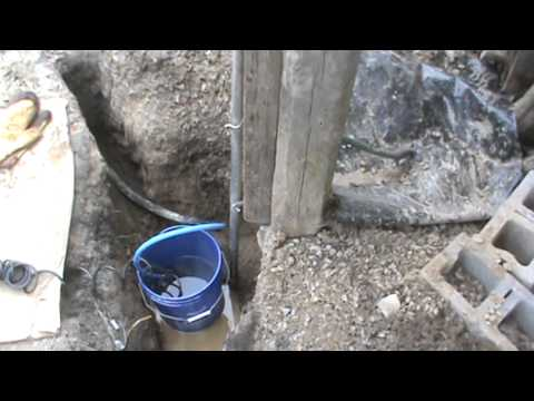 How To Defrost A Underground Water Pipe Youtube