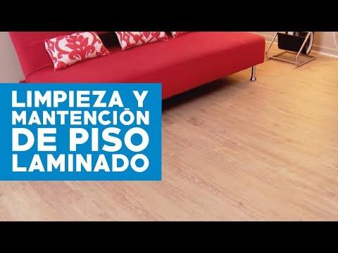 C mo limpiar y mantener un piso laminado youtube - Ideas para reformar un piso ...