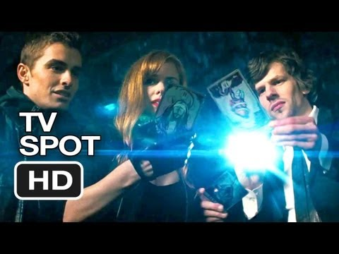 Now You See Me TV SPOT - Pure Magic (2013) - Isla Fisher, Jesse Eisenberg Movie HD
