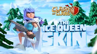 ICE QUEEN skin available now! (Clash of Clans Season Challenges)