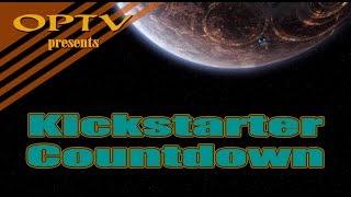 Kickstarter Countdown, part 1