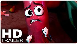 SAUSAGE PARTY Trailer Official | Seth Rogen Red Band Filme 2016