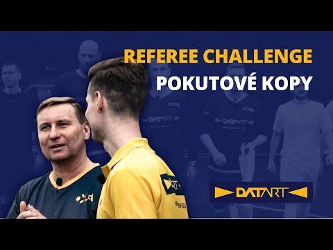 Datart Referee Challenge: Pokutové kopy