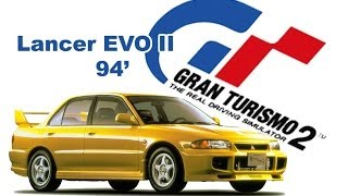 Gran Turismo 2 (PS1): Evolution Meeting
