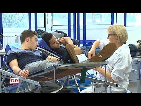 Luçon : les étudiantes de l'IFSI se mobilisent pour le don du sang