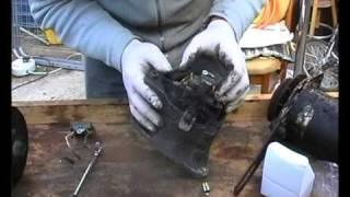 ALTERNATOR REBUILD PART 1 FROM DIY-DVDS.COM