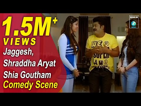 Double Decker Kannada Full Movie Comedy Scenes 7 | Jaggesh Shraddha...
