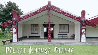 Mokai Kainga Marae // Kawhia