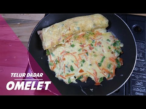 How To Cook Omelet