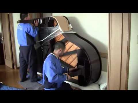 d m nager paris d m nager un piano youtube. Black Bedroom Furniture Sets. Home Design Ideas
