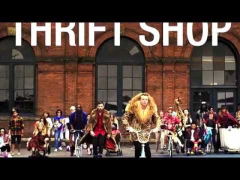 Macklemore x Ryan Lewis - Thrift Shop (feat Wanz)