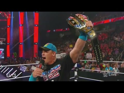 John Cena Addresses