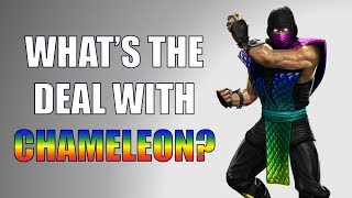 Chameleon Exposed! Mortal Kombat's Most Mysterious Character