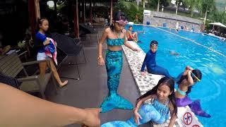 Best Mermaid Club In The World | Thứ Gì Chịu Nổi Với Tiên Cá Tiun