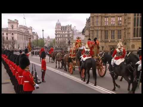 State Opening of Parliament Pt 4 2013