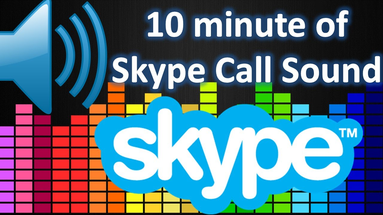 how to play sound on skype