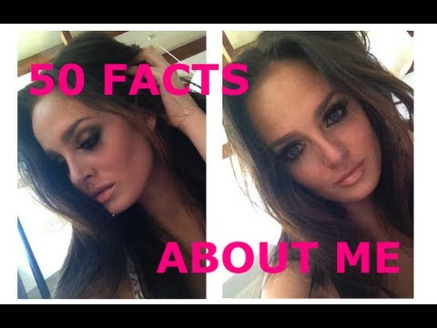 50 Facts About Me TAG - Chloe Morello
