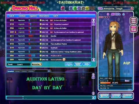 Audition Latino - Audition - Day By Day video