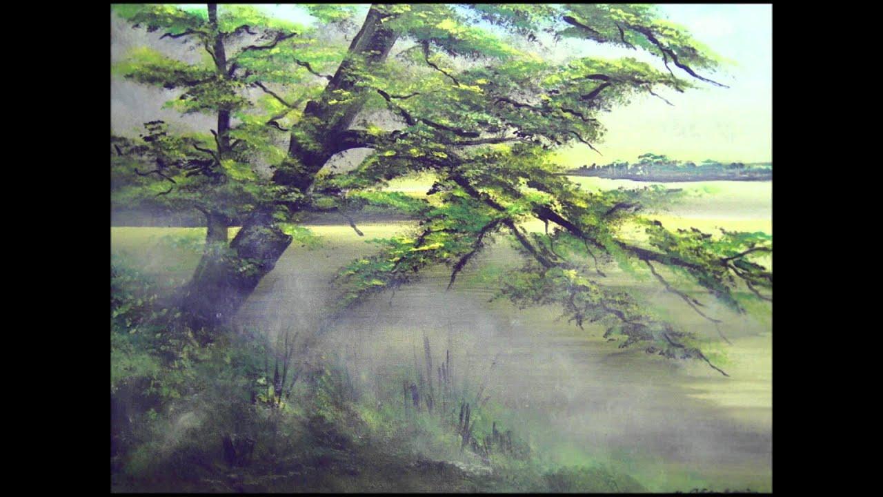Landschaften acrylbilder landschaften gemalt von manfred - Acrylbilder malen vorlagen ...