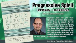 Video: Jesus Before the Gospels - Bart Ehrman