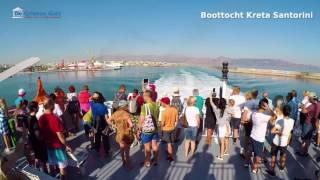 Boottocht Kreta-Santorini - De Griekse Gids