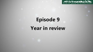 Wildlife Diaries Ep09: Year in review