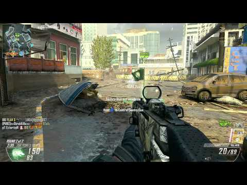The Almighty SMR Assault Rifle (80+ Gun Kills) - BO2 / Black Ops 2 Gameplay