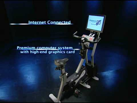Expresso Fitness Virtual Reality Cardio Bike
