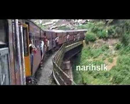 Sri Lanka Hills Train Tour