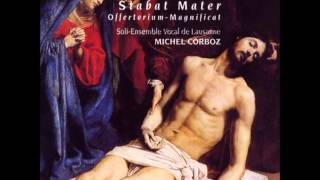 "Franz Schubert Stabat Mater in F minor D. 383--Chorus (""Jesus Christus schwebt am Kreuze"")"
