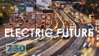 Is Australia's motoring future electric?   7.30