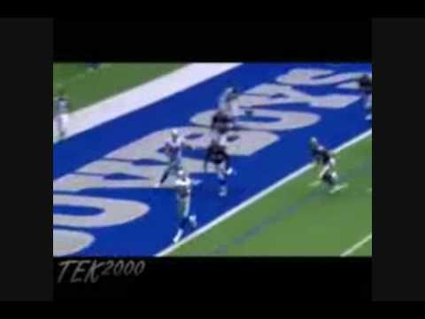Dallas Cowboys/Tony Romo 2006-2008 Highlights w/ Metallica