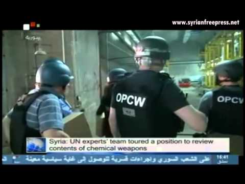 Syria News 4.11.2013, US, France, Turkey & Saudi role aggravate humanitarian situation in Syria