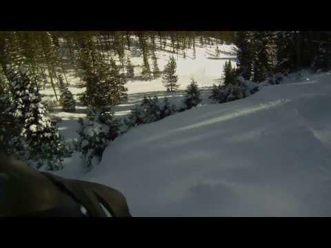 Buck's Run, Bridger Bowl, MT