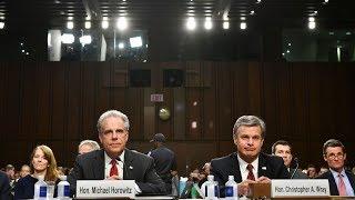 LIVE: House Judiciary Committee Hearing On DOJ IG Report 6/18/18