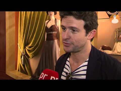 Diego Martín ('Velvet'): 'Enrique y Alberto van a tener bastantes encontronazos'