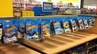 BRAND NEW 2018 Hot Wheels in Myer! (Hot Wheels In-Store Hunting ISM)