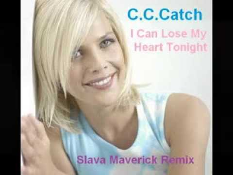 C.C.Catch - I Can Lose My Heart Tonight (Slava Maverick Remix)