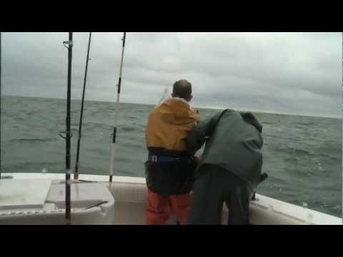 Striped Bass fishing in New Jersey